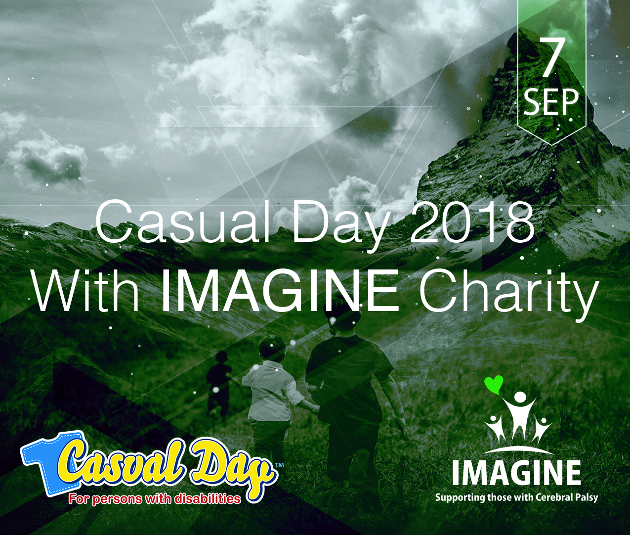 Casual day is south africas leading fundraising awareness campaign for persons with disabilities and is the flagship project of the national council of